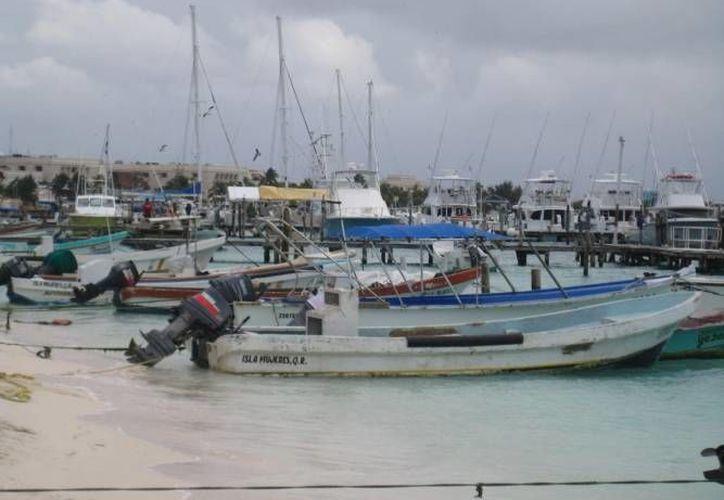 La navegación de embarcaciones menores permanecerá cerrada hasta el fin de semana. (SIPSE)