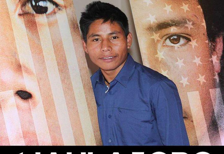 'La jaula de oro' cuenta con 14 nominaciones al Ariel, entre ellas la de Rodolfo Domínguez, el indígena chiapaneco, quien compite por el premio a mejor coactuación masculina. (Facebook/La jaula de oro)