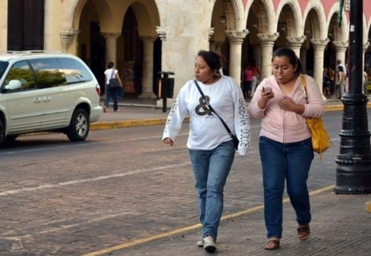 Los próximos días serán de bajas temperaturas en las mañanas y por las noches en Mérida. (SIPSE)