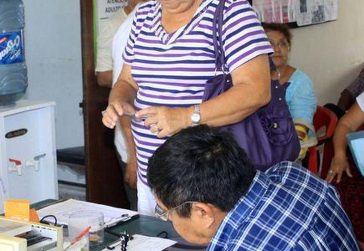 Gran parte de la población de México es gente con más de 60 años. (Milenio Novedades)
