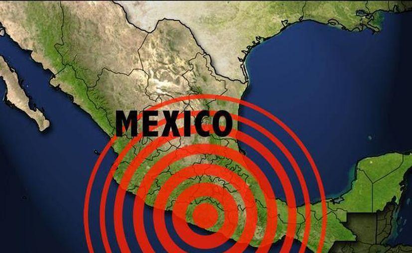 El sismo se registró el día del aniversario del terremoto ocurrido el 19 de septiembre de 1985. (contexto)