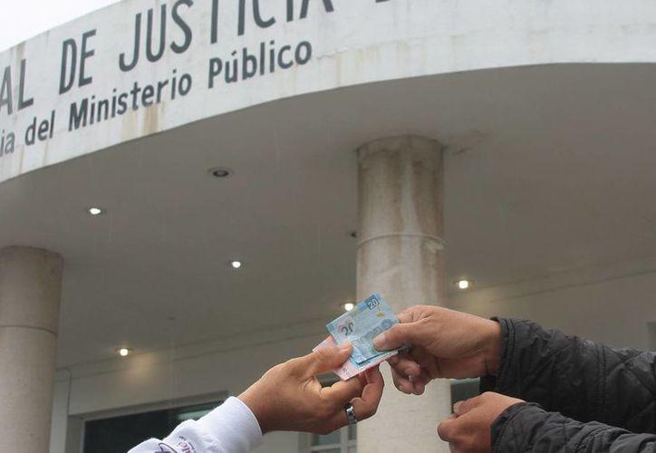 Buscan evitar actos de corrupción por parte de agentes ministeriales. (Julián Miranda/SIPSE)