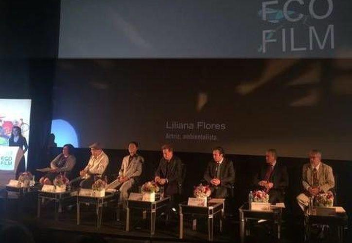 El Ecofilm es organizado por la Comisión Nacional para el Conocimiento y uso de la Biodiversidad. (Milenio Novedades)