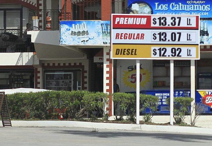 La propuesta de homologar el precio entre Othón P. Blanco y Belice beneficiaría a la economía mexicana. (Harold Alcocer/SIPSE)