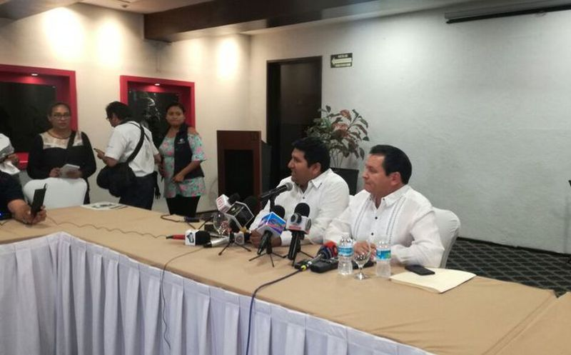 Renuncia al PAN diputado federal Joaquín Díaz Mena; se va a Morena