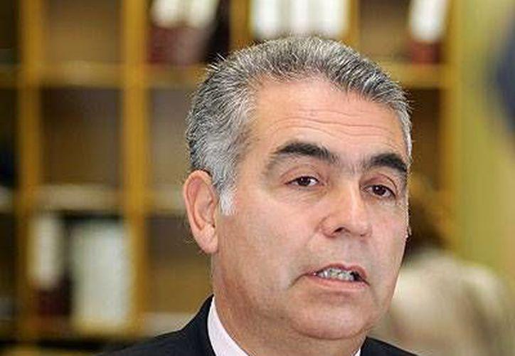 Alfonso Vargas entregó el informe preliminar de quienes son los responsables. (emol.com)