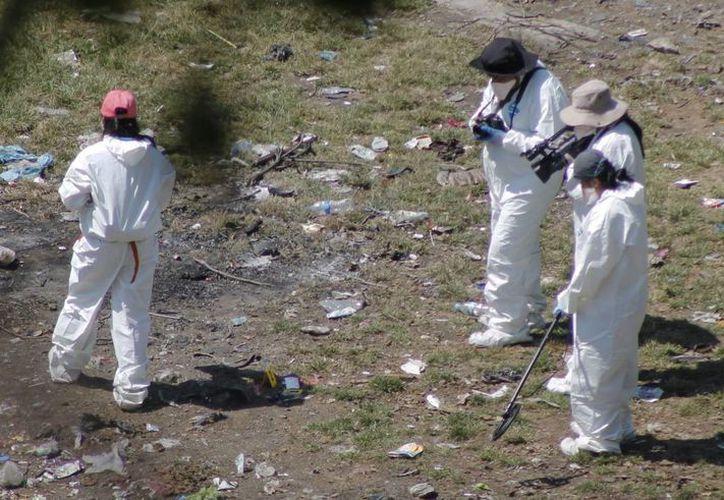 El Equipo Argentino dijo que la investigación de la PGR ha tenido errores y que es imposible dar ahora una versión definitiva sobre el paradero de los 43 jóvenes. (EFE/Archivo)