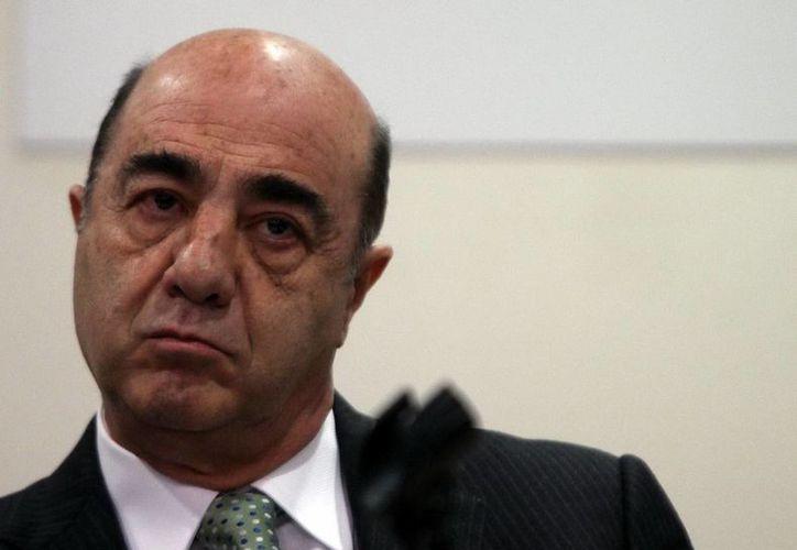 """Murillo Karam indicó que la realidad latinoamericana del crimen organizado reclama una """"gran coordinación"""" entre los países. (EFE/Archivo)"""