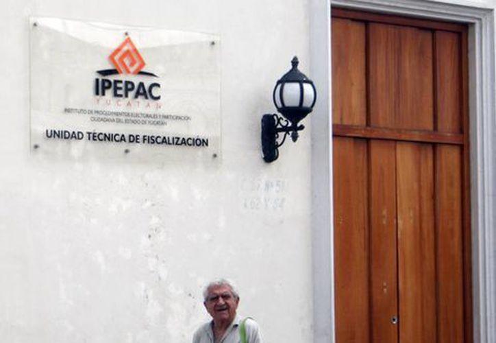 Ipepac analiza informe del 2012. (Milenio Novedades)