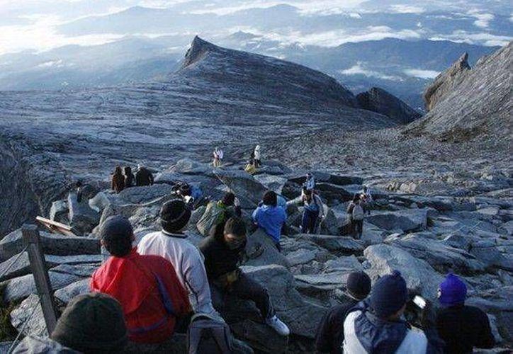Unos 190 montañistas, varios de ellos extranjeros, se encontraban en el monte Kinabalu cuando ocurrieron los deslizamientos. (Foto: girodelmondo.rivola.net)