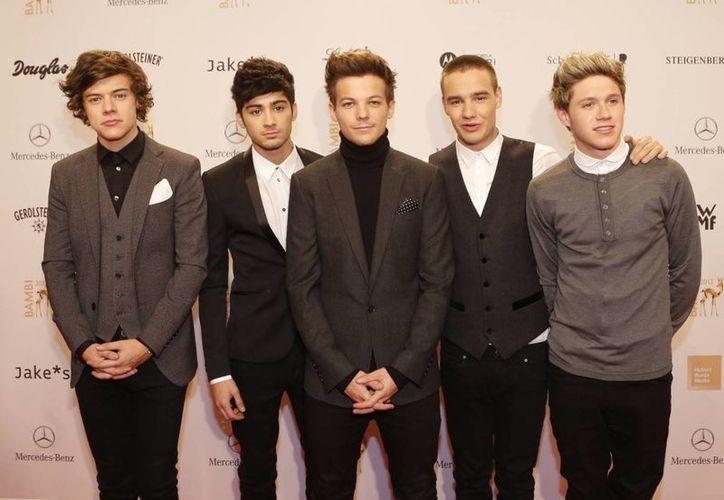 """Con sus dos producciones """"Up all night"""" y """"Take me home"""", One Direction ha vendido más de 30 millones de discos en todo el mundo. (Agencias)"""