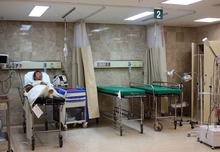 La complicaciones intrahospitalarias preocupan al Sector Salud. (Foto: Milenio Novedades)