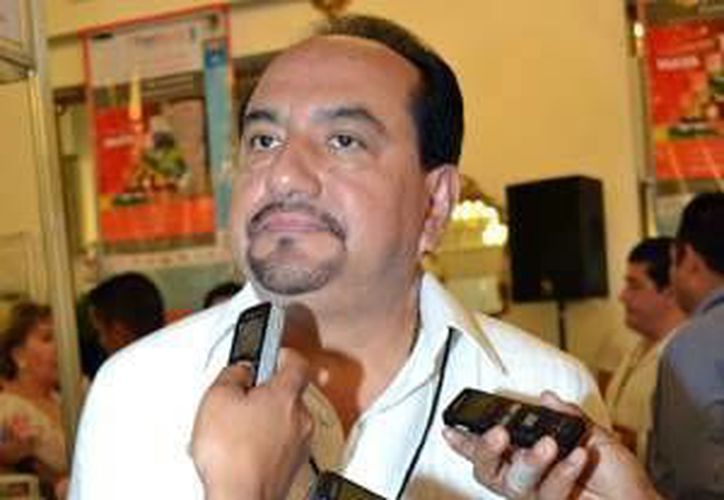 Jorge Hernández Delgado asistió al XII Foro Nacional de Turismo. (Milenio Novedades)