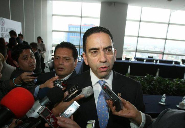 Lozano Alarcón retó al PRI y al gobierno a apoyar esta propuesta sobre los trabajadores. (Notimex/Archivo)