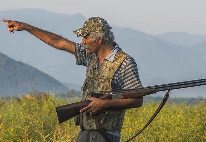 El hoy polémico exvocero de Autodefensas de Michoacán, José Manuel Mireles. Su excompañeros lo acusan de tener problemas mentales. (Archivo/Excelsior)