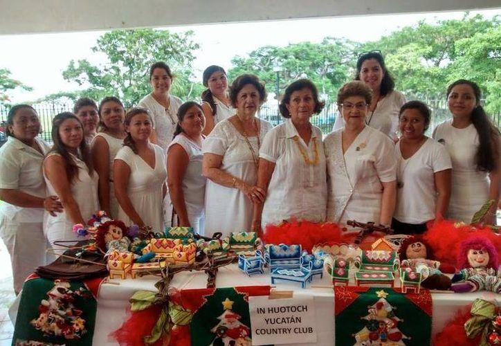La Fundación Yucatán Country Club IAP ofrece diversos talleres. (Milenio Novedades)