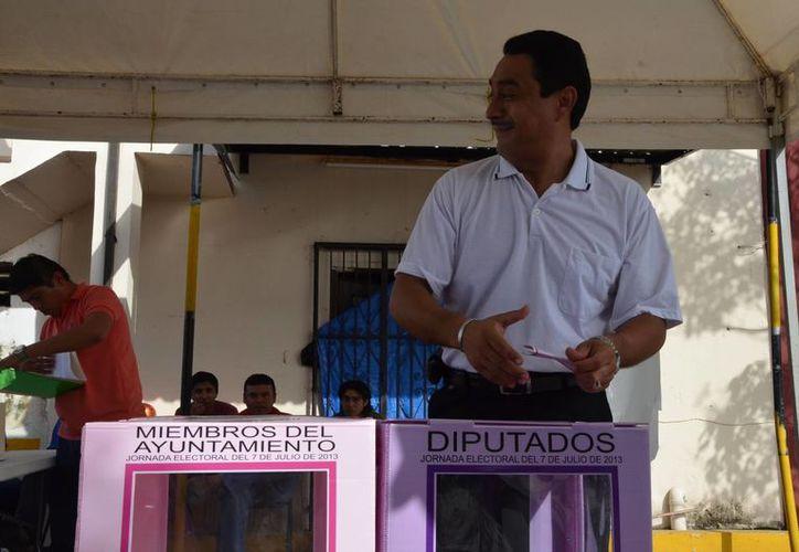 El tricolor de Q. Roo busca que no se excluya a los locales de las elecciones locales. (Archivo/SIPSE)