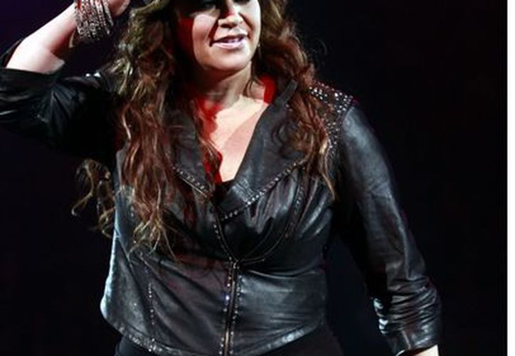Jenni Rivera acudió a la casa de Selena cuando ésta falleció. (Agencia Reforma)