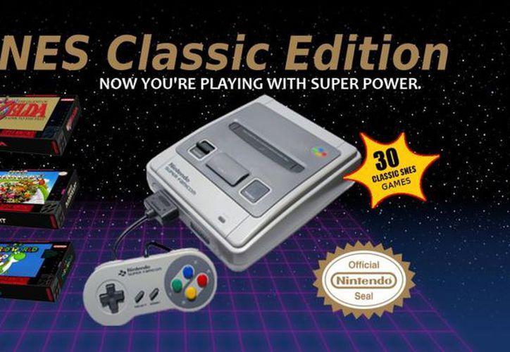 Nintendo anunció esta semana que se encargaron de producir más SNES Classic Edition para cumplir con la demanda. (Foto: Contexto/Internet)