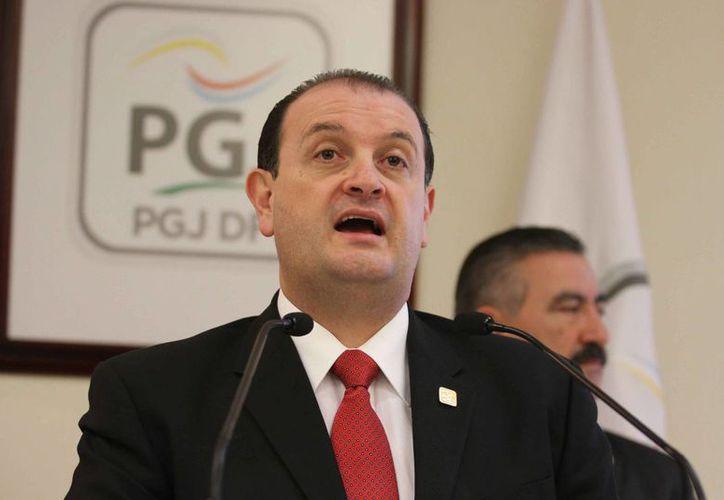 El procurador del DF, Rodolfo Ríos Garza, indicó que los menores agresores de Angelina 'N' serán procesados por recomendación de la Comisión para la Prevención de la Discriminación (Conapred). (Notimex)