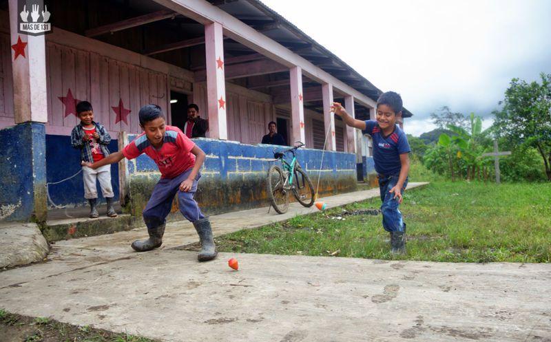Celebran El Dia Del Nino Con Juegos Tradicionales Novedades