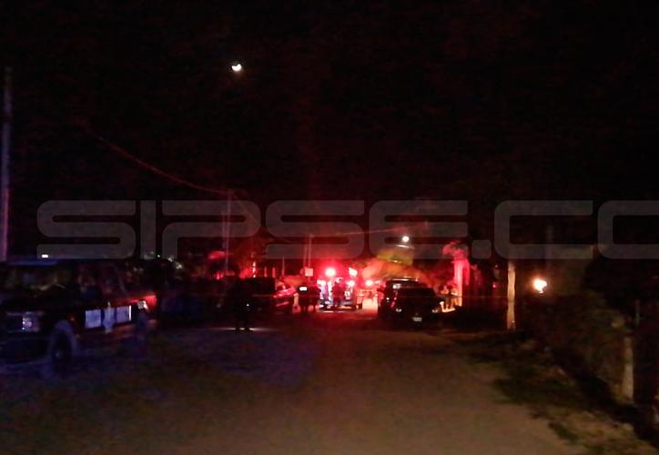 Sicarios atacaron una patrulla en Tulum. (Redacción/SIPSE)