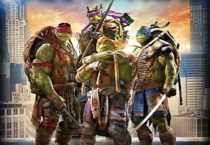 En este filme, dirigido por Dave Green, las tortugas ninja mutantes adolescentes buscan defender a Nueva York del malvado Shredder y sus nuevos aliados.(Paramount Pictures)