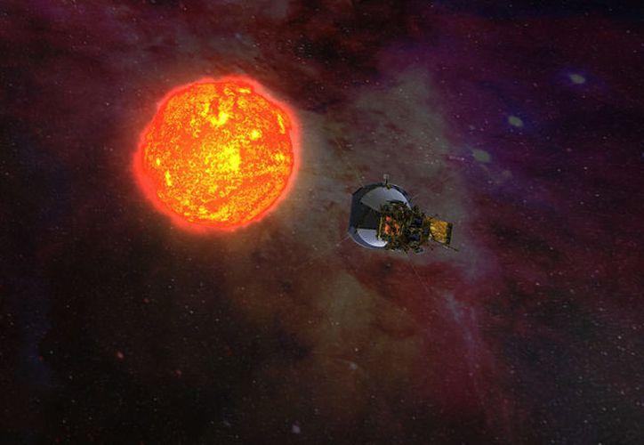 La web oficial de Solar Probe Plus recuerda que faltan 425 días para el vuelo. (La NASA)