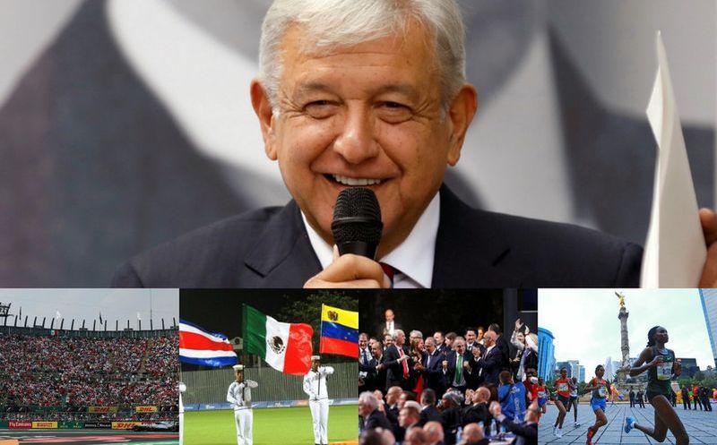 Analizará próximo gobierno mantener el Gran Premio de México