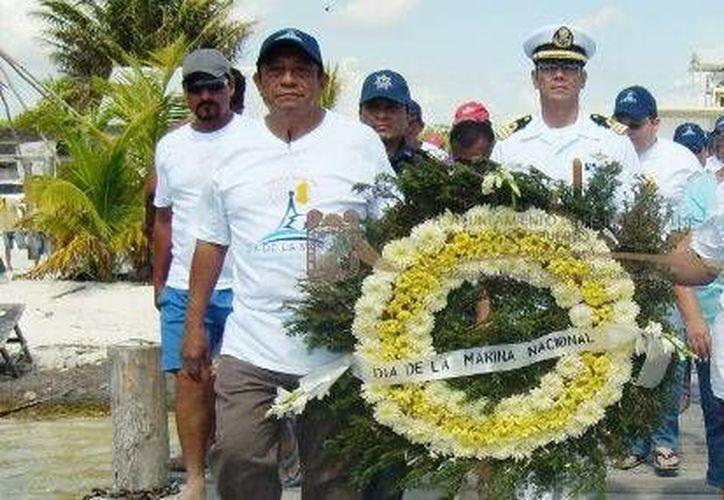 Diversas actividades se llevaran a cabo el próximo 1 de junio para conmemorar el Día de la Marina. (Redacción/SIPSE)