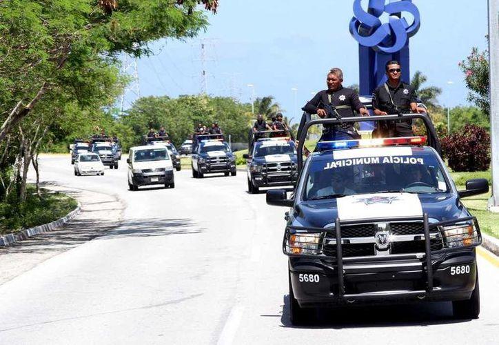 La Policía Municipal aplicó los operativos los operativos Barredora, Carrusel y Plan Cuadrante Región Segura. (Contexto/Internet)