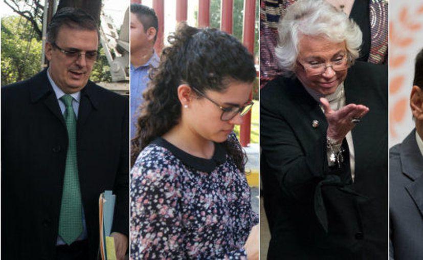 Estas son las personas que integran el gabinete de Andrés Manuel López Obrador. (Huffpost)