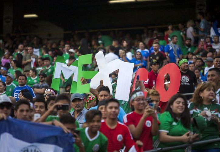 La Selección Mexicana aún no ha recibido un veto de estadio, como ya sucedió con Chile. (Foto: López Dóriga)