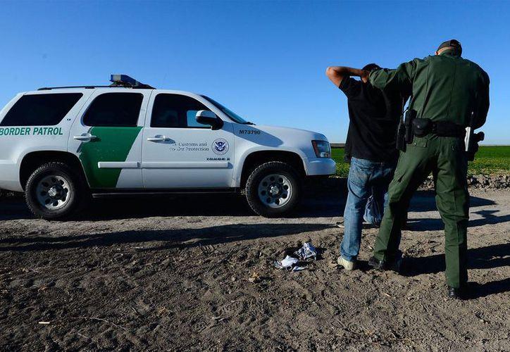 El agente fronterizo Roy Ammerman enfrenta ahora una posible sentencia de libertad condicional. (Contexto/ Internet)
