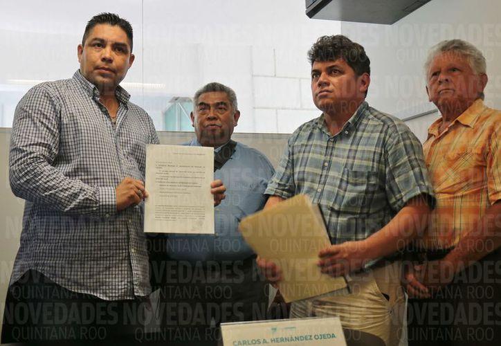 En el portal change.org solicitan firmas para  que se realice el plebiscito para destituir a Perla Tun. (Gustavo Villegas/SIPSE)