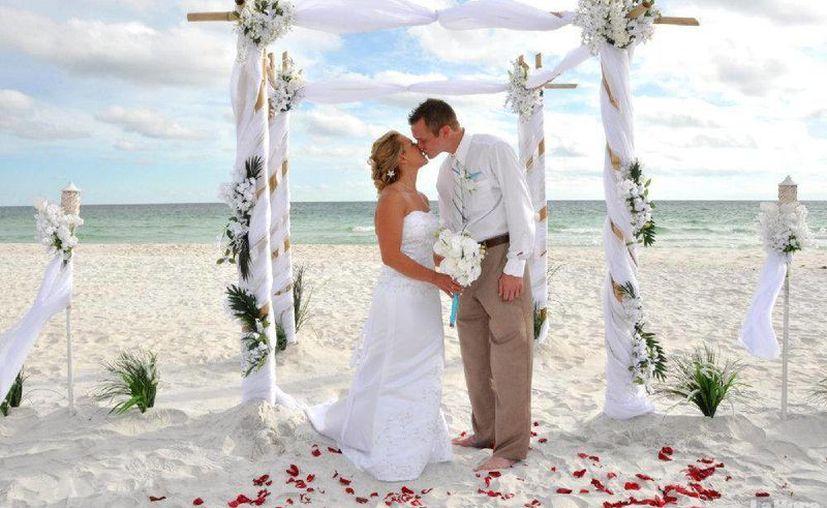 El 70% de las parejas que se casan en Cancún son nacionales y locales. (Contexto/Internet)