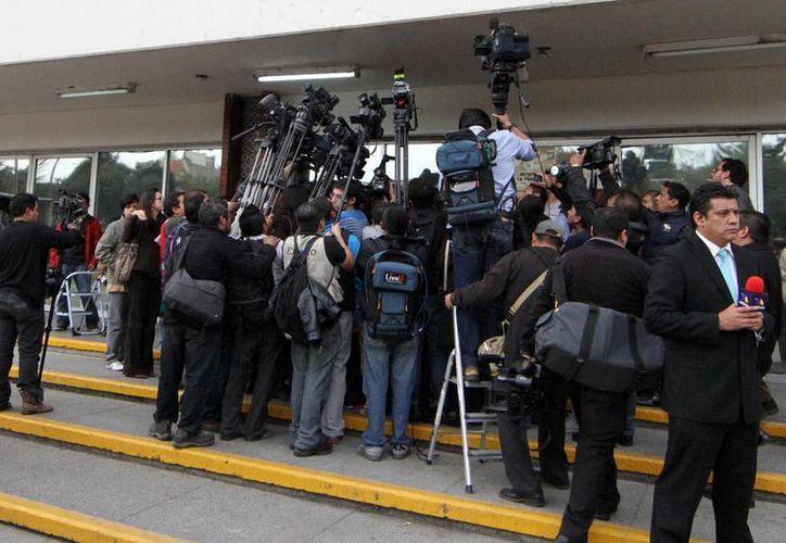 El ejercicio periodístico no debe ser motivo para denostar o insultar. (Imagen de contexto/Archivo)