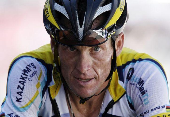 El caso de Armstrong obliga a reforzar las medidas contra el dopaje deportivo. (Agencias)