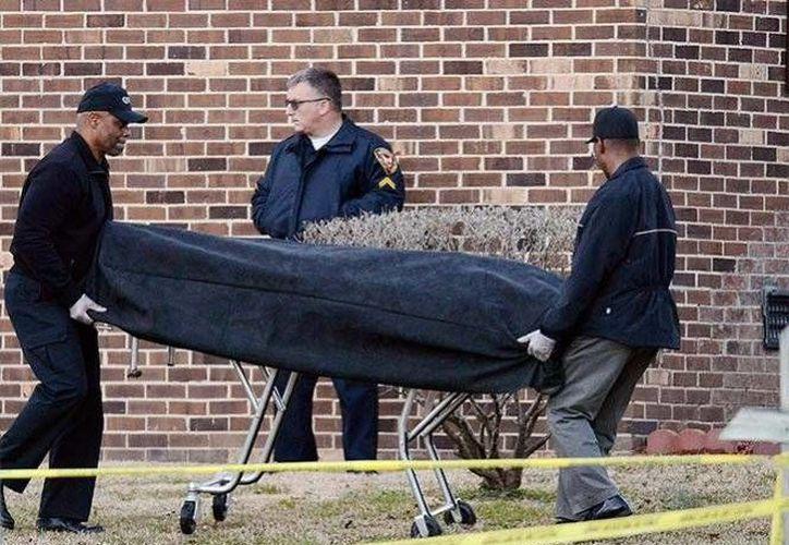 El homicidio ocurrió en la zona de Vermont Slauson, en el sur de Los Ángeles. (Excélsior)
