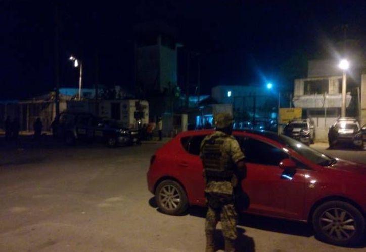 La noche de ayer Héctor Cacique Fernández, alias 'El Diablo', abandonó la cárcel de Cancún. (Archivo/SIPSE)