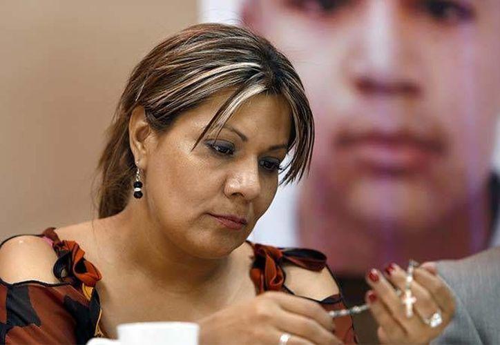 La familia Elena Rodríguez está agradecida con el Departamento de Justicia por este primer paso hacia la búsqueda de justicia por la muerte de su hijo José Antonio. (Excélsior)