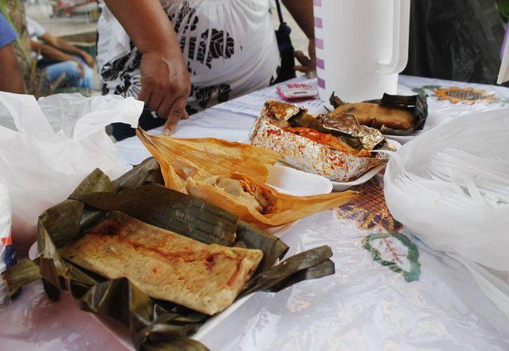 Los precios variaban entre los 10 y 25 pesos. (Yajahira Valtierra/SIPSE)