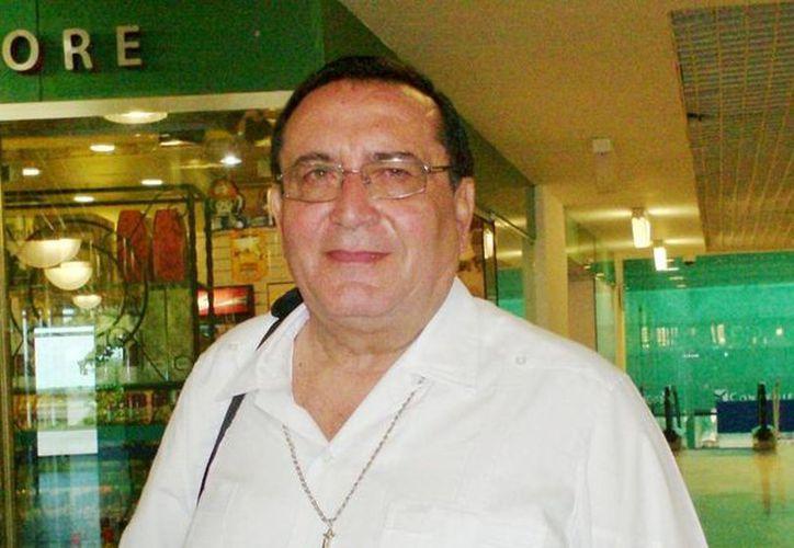 Fabio Martínez Castilla estuvo 8 años como misionero en Angola. (wordpress.com)