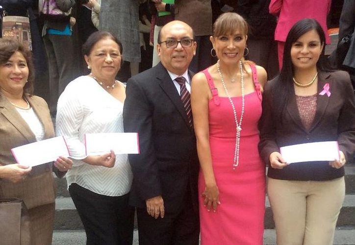 Resultaron beneficiadas las Fundaciones Tócate y Por la Salud en Yucatán, además del Patronato Peninsular contra el Cáncer. (SIPSE)