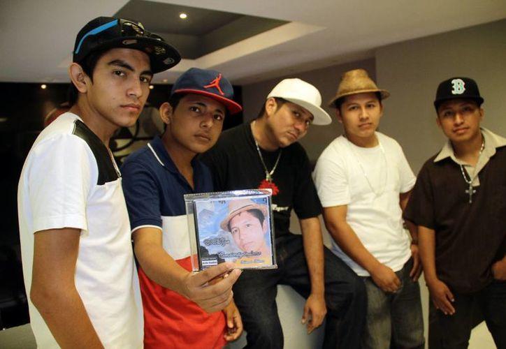 Raperos (foto), poperos y rockeros participarán en el primer encuentro MAYA K'I'IK' Jo' que se realiza en Mérida. Antes se llevó a cabo en la ciudad de Valladolid, con una gran respuesta por parte del público. (SIPSE)