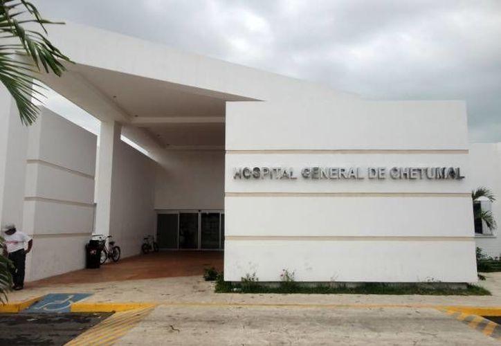 Se inauguró la Unidad de Resonancia Magnética del Hospital General de Chetumal. (Foto/Internet)
