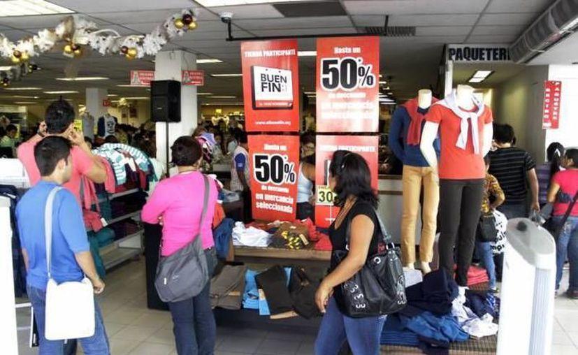 Se estima un incremento del 5 por ciento en ventas con respecto al año pasado. (Archivo/Sipse)