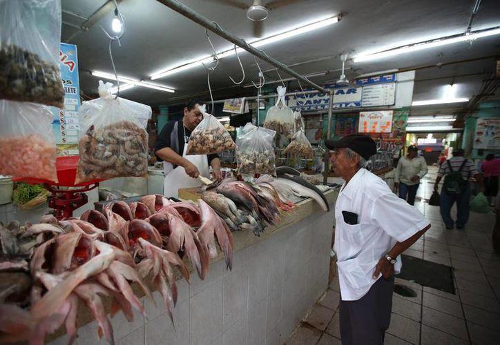 La Semana Santa y la Pascua es la temporada del año en la que más se consumen pescados y mariscos en todo el país, por lo que los precios tienden a dispararse. Sin embargo, existe una útil herramienta en línea de la Profeco para comparar precios. (Archivo Notimex)
