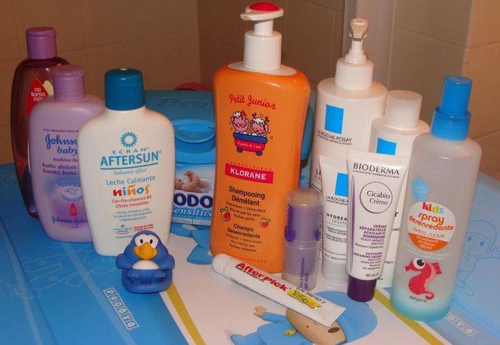 Las donaciones incluían productos que son básicos para el cuidado de un recién nacido. (Foto de Contexto/Internet)
