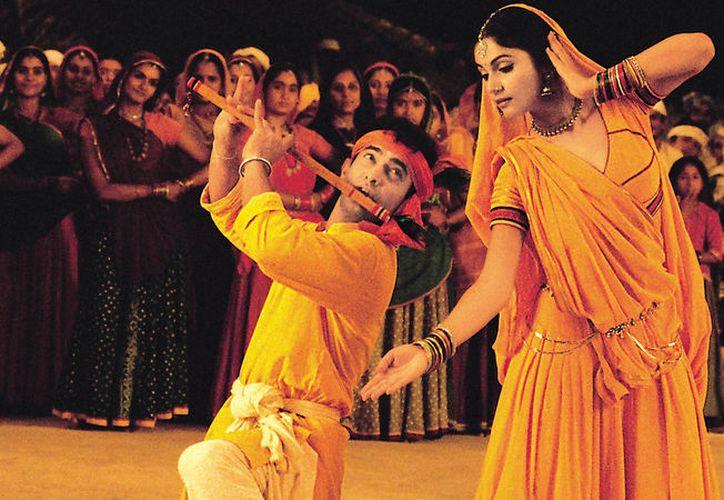 Las películas de Bollywood muestran escenarios muy románticos . (timeout.com)